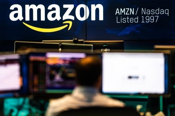 Amazon logo after launching credit card for 'underbanked'