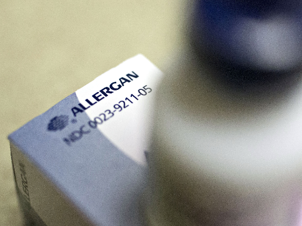 ba1e19ad88e Allergan share price up 26% after AbbVie's $63 billion buyout | IG UK