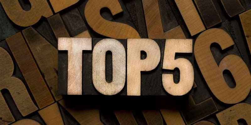 Top five ETF investment trends