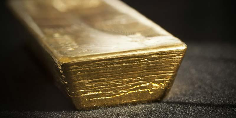 Buying gold bullion is one way to invest in gold