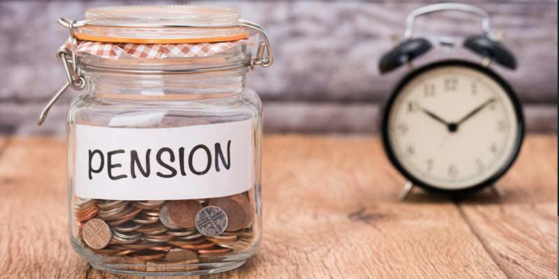 Pension investing