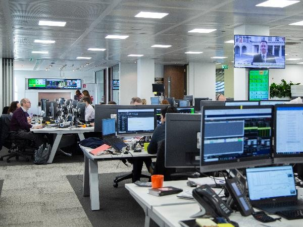 FTSE 100, DAX and Dow all ease back